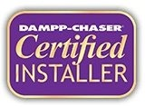 Dampp Chaser Certified Installer